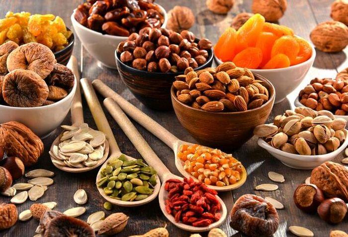 آجیل و خشکبار در بازار امروز کیلویی چند؟ (۹۹/۱۰/۲۹) + جدول قیمت