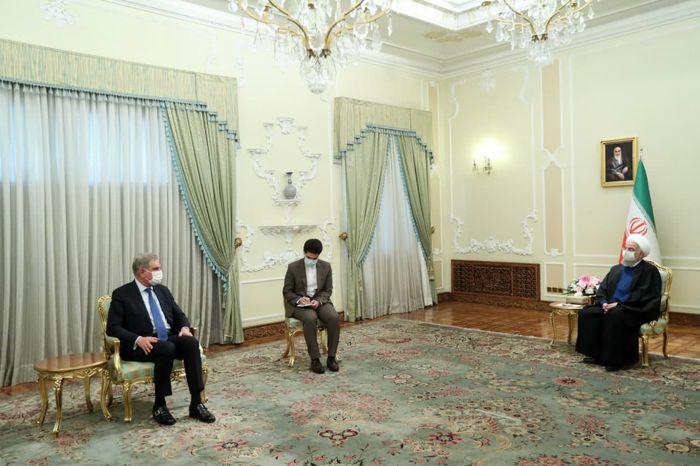 در دیدار روحانی با وزیر خارجه پاکستان چه گذشت؟