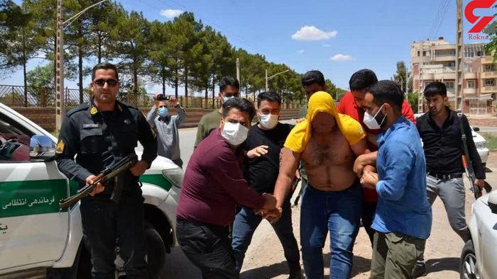 خرس کرمان دستگیر شد!