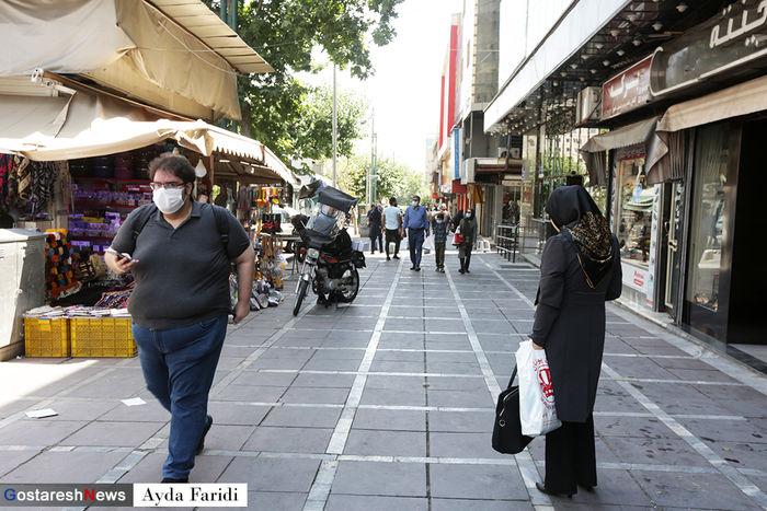 آنهایی که ماسک نمیزنند جریمه میشوند؟