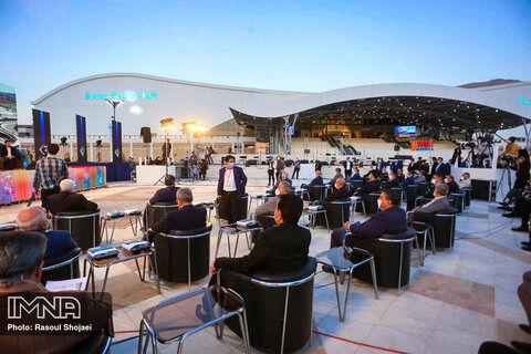 یارمحمدیان: نمایشگاه اصفهان استانداردترین مجموعه نمایشگاهی ایران است