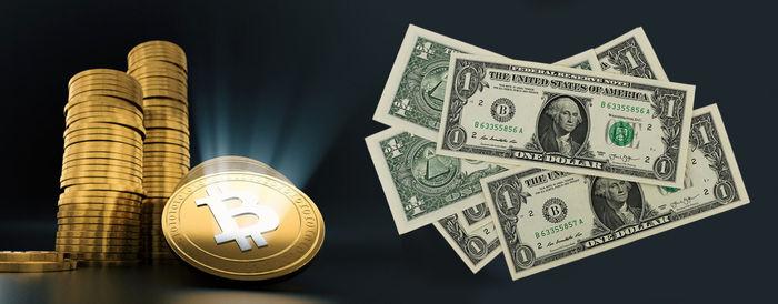آینده از آن کدام است: دلار یا بیت کوین؟