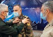 رهبر انقلاب به این نظامی در نماز جماعت اقتدا کردند + عکس