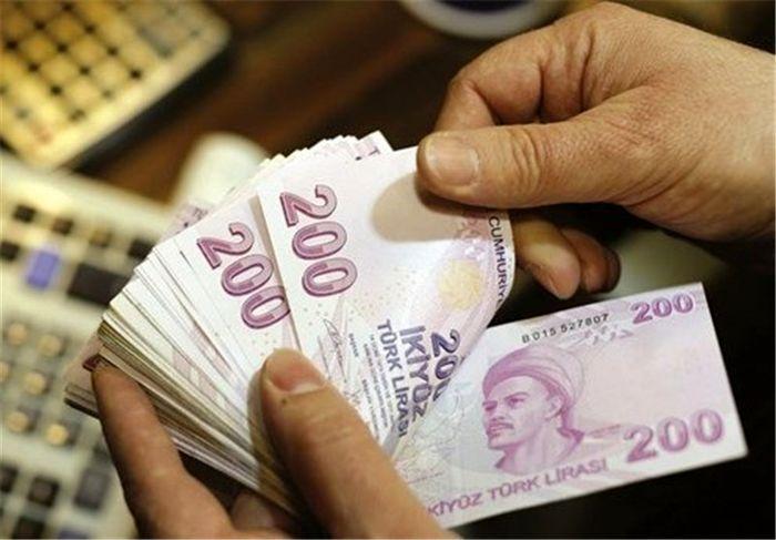 قیمت لیر ترکیه در بازار آزاد (۳۰ خرداد )
