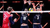 ایران بازی را به صربها واگذار کرد
