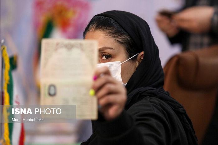 تصاویر/ داوطلبان انتخابات ۱۴۰۰