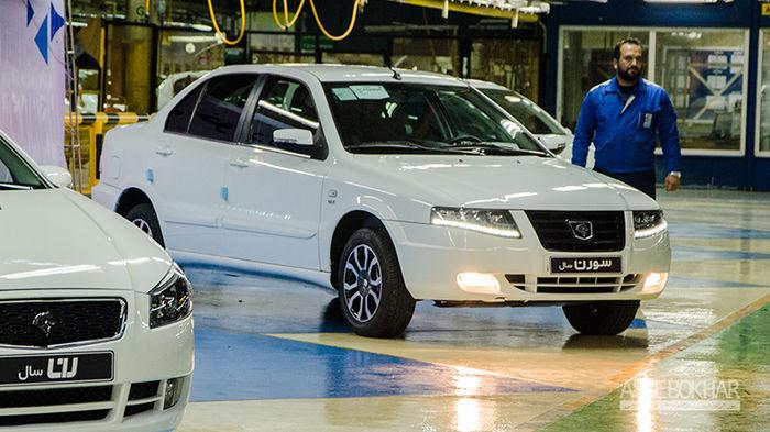 خودرو جدید ایران خودرو چه آپشن هایی دارد؟ + تصاویر