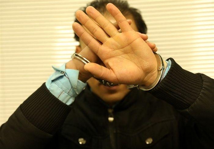 مسعود شصتچی جنوب تهران بازداشت شد!