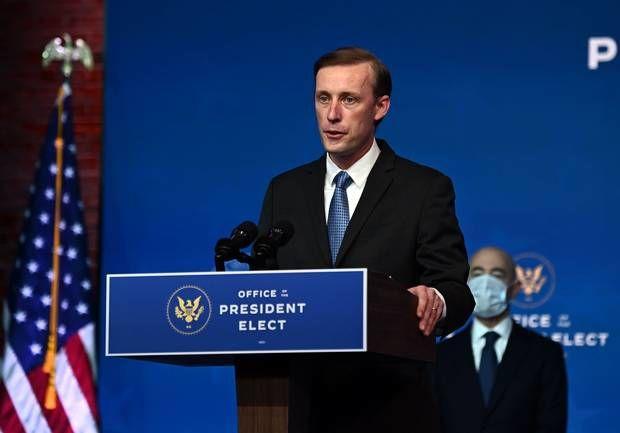 سالیوان: بایدن آماده گفتگو با ایران است