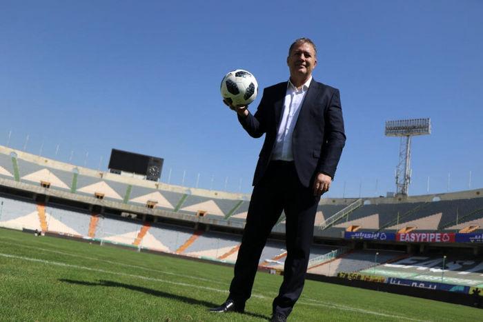 دعوت اسکوچیچ به مراسم قرعهکشی مرحله نهایی انتخابی جام جهانی