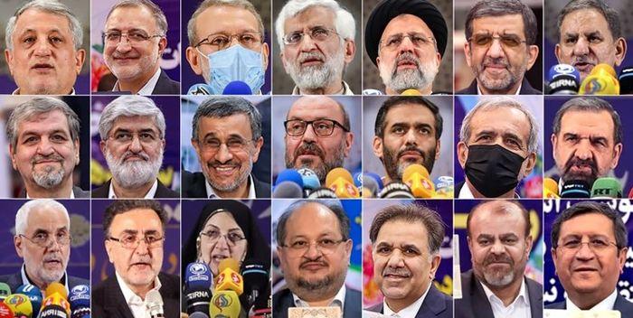شعارهای چهره های جنجالی در انتخابات چیست؟