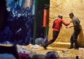 موشکهای فلسطین یک بازی بسکتبال در اسرائیل را تعطیل کرد / فیلم