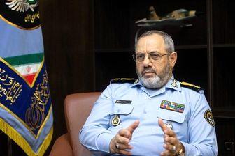 نامه فرمانده نیروی هوایی ارتش به رهبر انقلاب