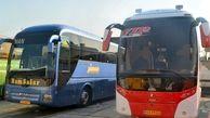 فروش تمام صندلیهای اتوبوس در شرایط کرونایی