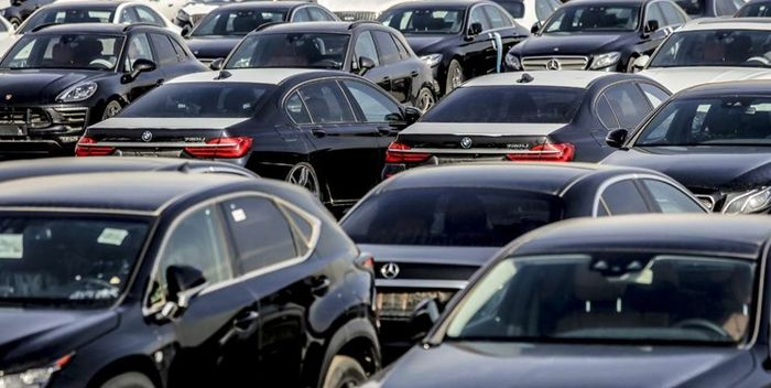 قیمت خودروهای وارداتی در بازار + جدول