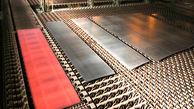 تولید ورق های فولادی با نورد ترمومکانیکال