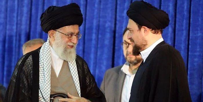در دیدار رهبر انقلاب با سیدحسن خمینی چه گذشت؟