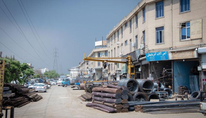 قیمت آهن آلات ساختمانی در بازار امروز (۱۴۰۰/۰۱/۲۶) + جدول