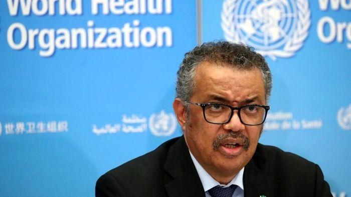 کرونا یقه رئیس سازمان جهانی بهداشت را هم گرفت