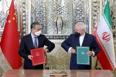 چرا متن رسمی تفاهم ایران و چین منتشر نمیشود؟