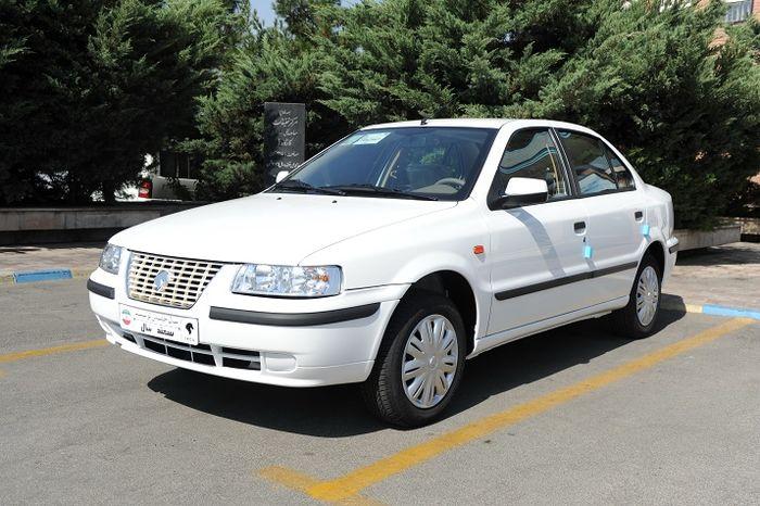قیمت سمند مدل ۱۴۰۰ در بازار + جدول