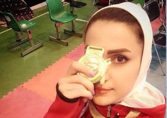 جذاب ترین دختر تکواندوکار ایران + تصاویر