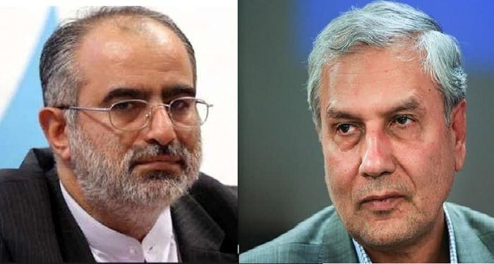 حسام الدین آشنا استعفا داد/ جایگزین مشخص شد