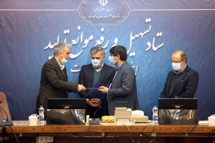 سعد محمدی رسما معاون وزیر شد + عکس