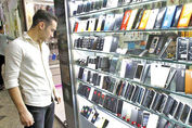 قاچاق معضل بزرگ بازار موبایل