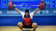 علی داودی نقره ای شد/چهارمین مدال کاروان ایران