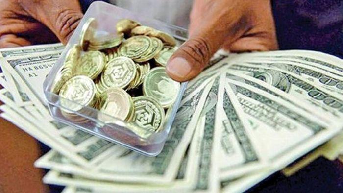 آخرین تغییرات قیمت سکه و دلار (۹ شهریور)