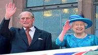 ملکه انگلیس عزادار شد