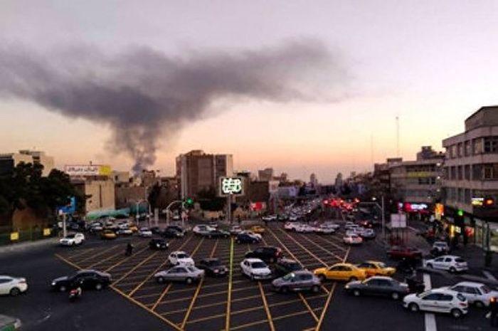 آخرین جزئیات از حادثه آتش سوزی خیابان شوش