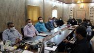 برگزاری نشست در پایگاه شهید جعفرزاده فلات مرکزی