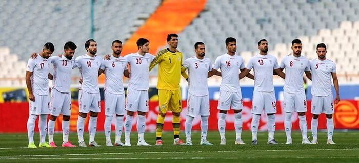 بازی ایران- مالی لغو شد/عکس