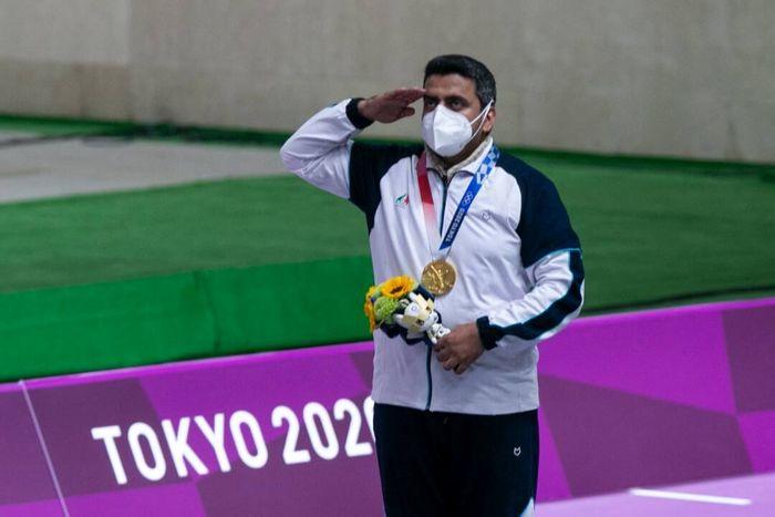 تبریک رئیسی و قالیباف به منتخب مدال آور طلایی المپیک