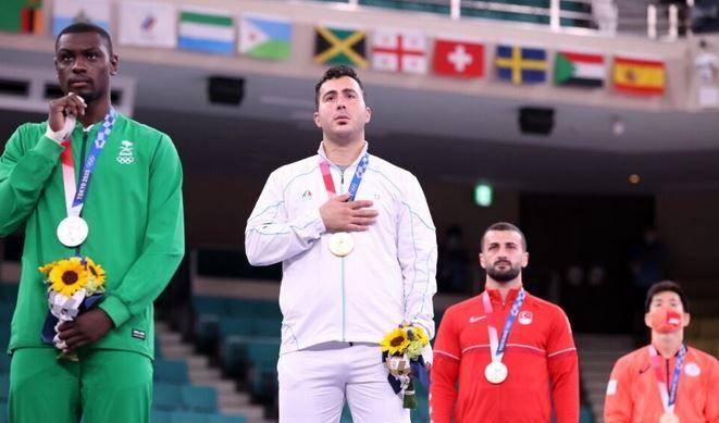 آخرین واکنش گنج زاده پس از کسب مدال طلا