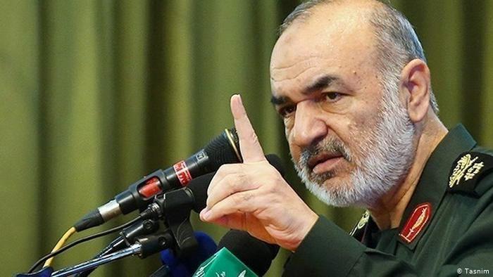 واکنش سردار سلامی در پی ترور شهید فخری زاده / انتقام در دستور کار قرار گرفت