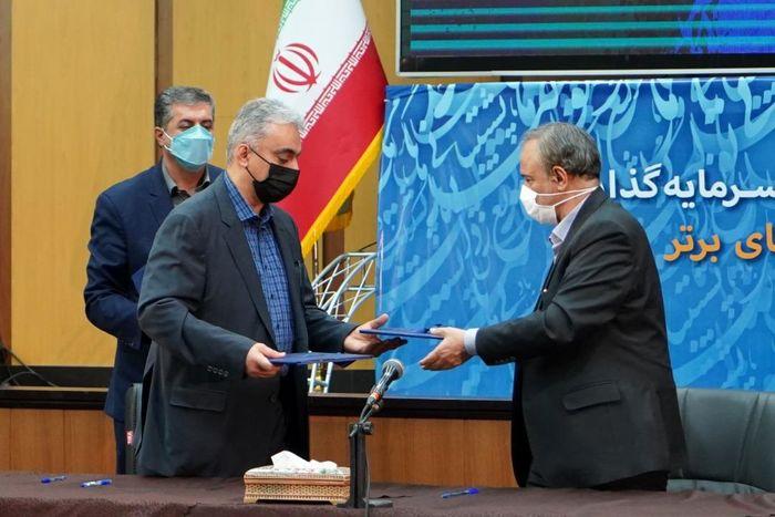 امضای تفاهم نامه میان شرکت مس و وزارت صمت + جزئیات