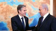 بلینکن: حمایت از اسرائیل و تقویت گنبد آهنین تعهد ما است