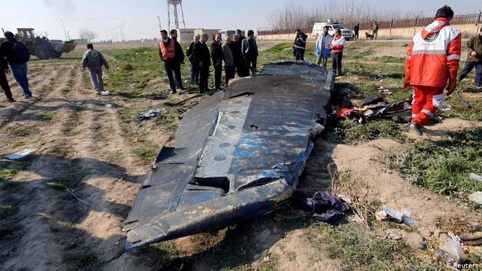 این هفته؛ انتشار گزارش نهایی هواپیمای اوکراین