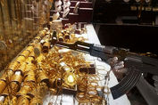 سرقت مسلحانه از یک طلا فروشی در اسلامشهر