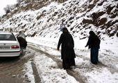 محور هراز و فیروزکوه  باز شد