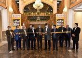بازدید ویژه از نمایشگاه لوازم خانگی اصفهان