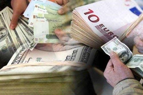 میزان ذخایر ارزی همسایگان ایران چقدر است؟