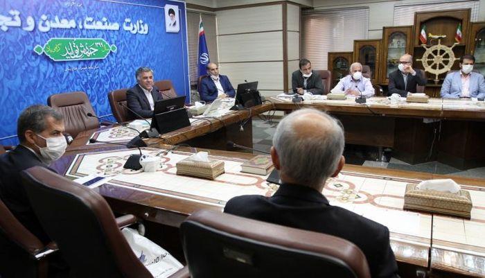 جزییات جلسه فولادی وزارت صمت