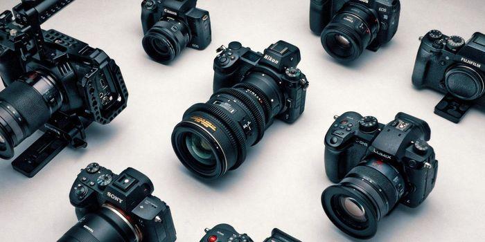 قیمت انواع دوربین دیجیتال در بازار + جدول