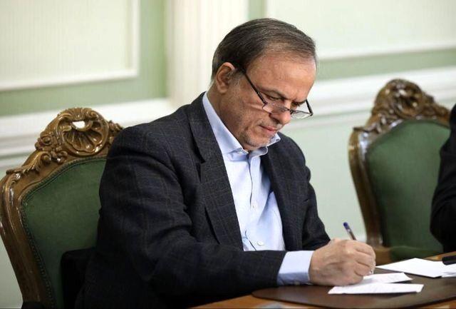 نامه انتقادی رزم حسینی به روحانی درباره بخشنامه بانک مرکزی