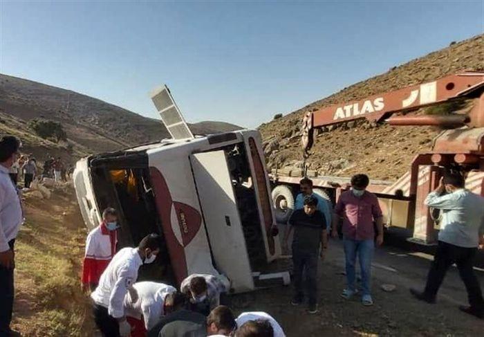 توضیح شرکت بورسی درباره اتوبوس حامل خبرنگاران