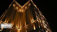 تصاویر/ مصرف بیرویه برق در برخی ساختمانهای تهران